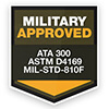 Certification Military Approved