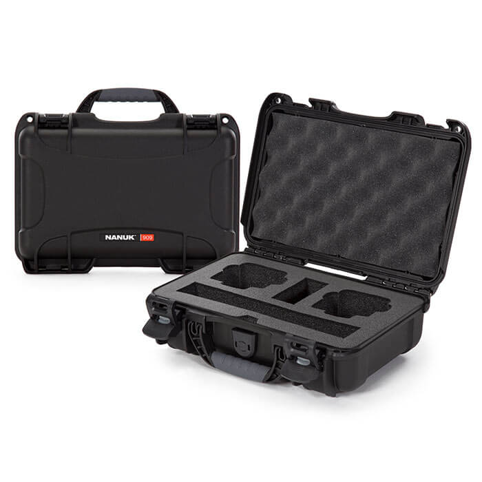 Nanuk Media 909 DJI™ Osmo Action Case Black