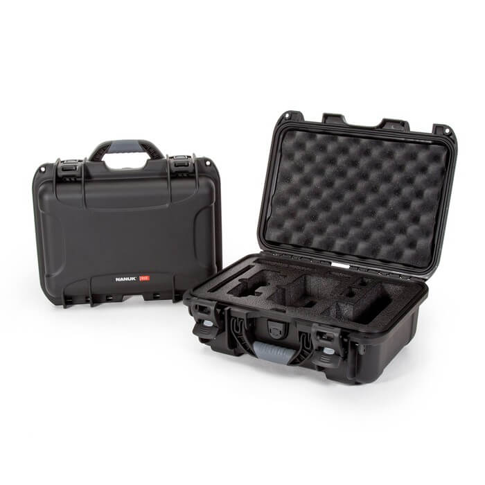 Nanuk Media 915 DJI Mavic Air Fly More Black