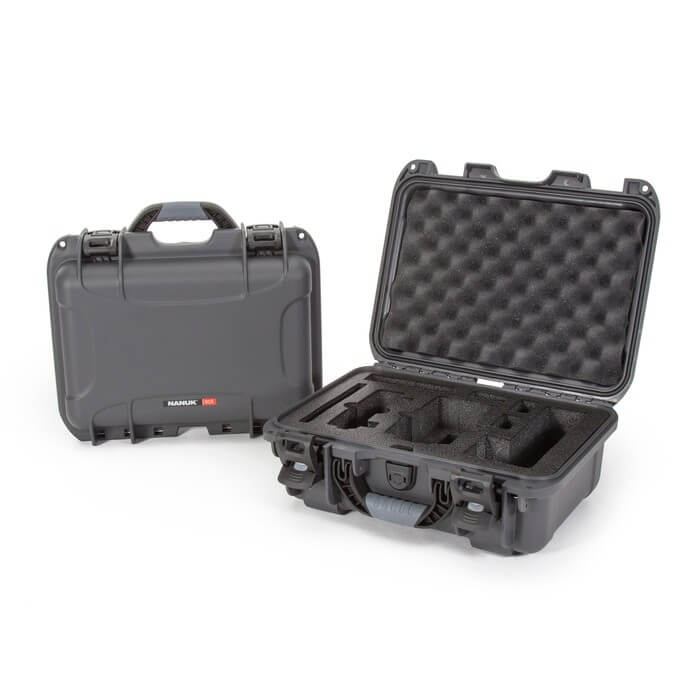 Nanuk Media 915 DJI Mavic Air Fly More Graphite