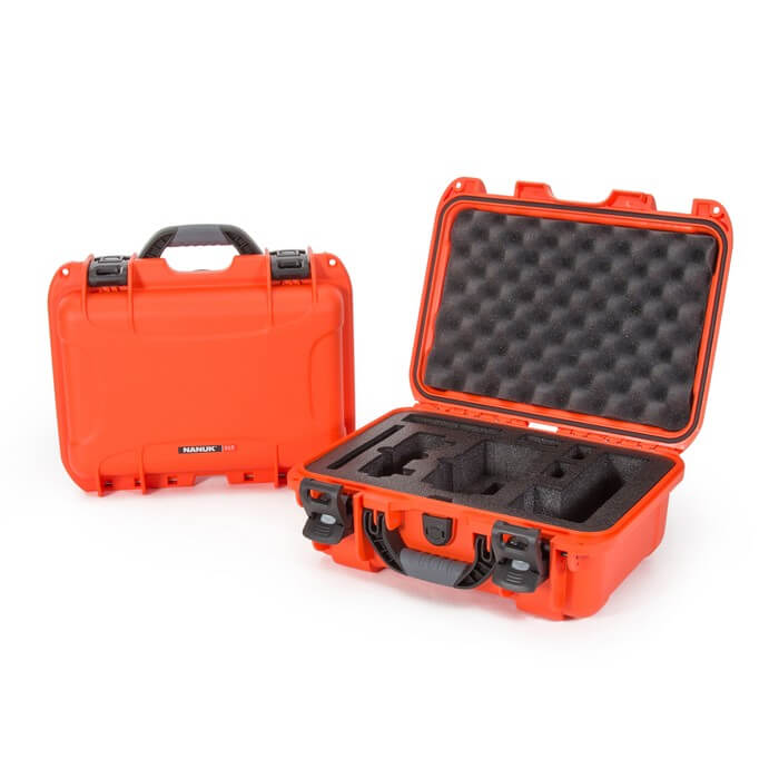Nanuk Media 915 DJI Mavic Air Fly More Orange