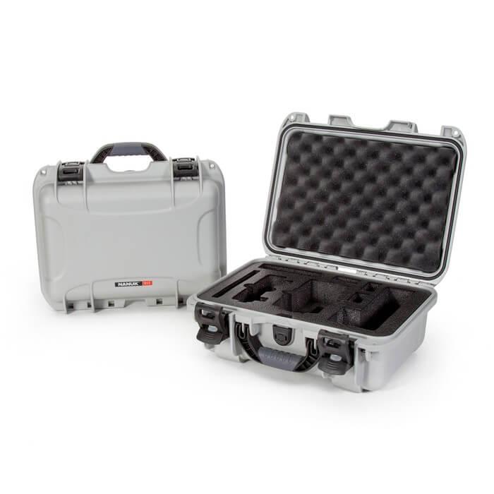 Nanuk Media 915 DJI Mavic Air Fly More Silver