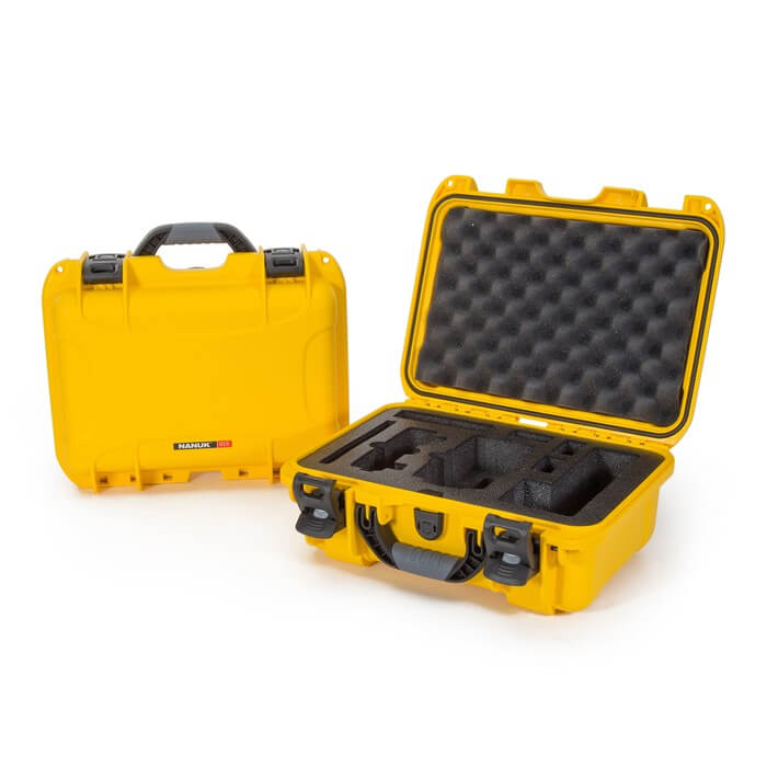 Nanuk Media 915 DJI Mavic Air Fly More Yellow
